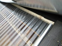 pc polycarbonate corrugated plastic sheet for roofing