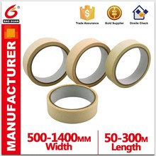 Anti chemical agent white / Ivory no residual masking tape