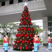 hot sale cheap indoor christmas tree decorations