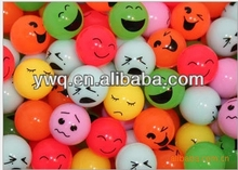 Rubber 3D Animal Cartoon Figure Bouncy Ball cheap bouncy ball New Year Bouncy Ball
