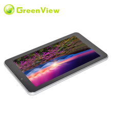 Top quality dual core android 4.4 slim 1gb ram 7 inch tablet pc