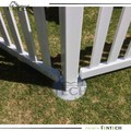 Easy to use high quality plastic removable fence factory