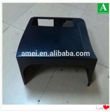 ABS black thick plastic vacuum formed thermoforming process products