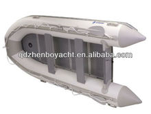 360 rubber CE tender inflatable boat