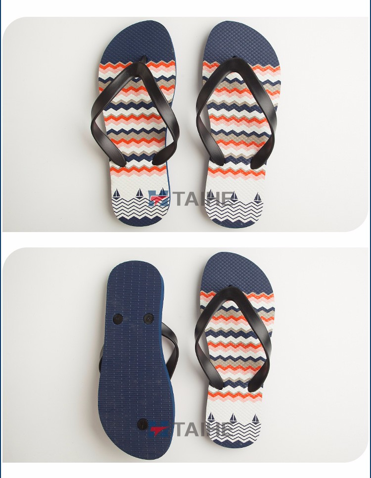Customized Logo beautiful nude mens beach sandal outdoor rubber flip flops slippers