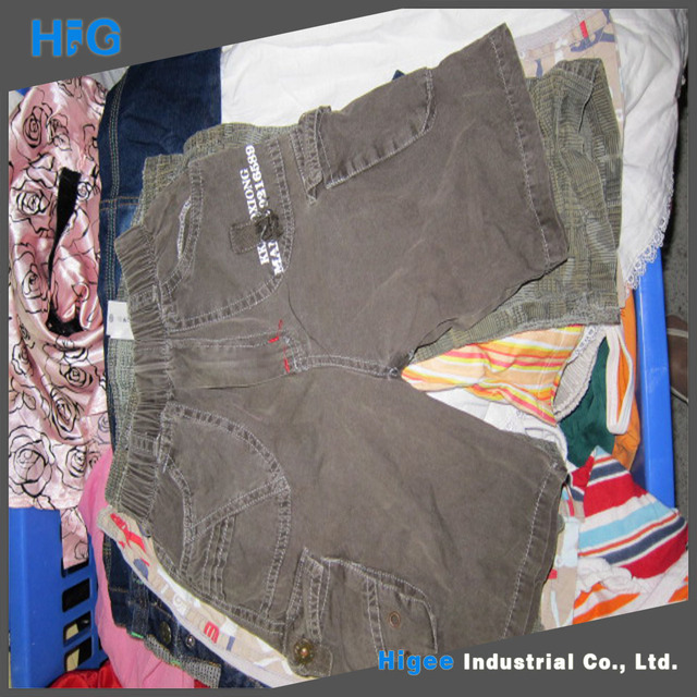 Cheapest free used clothes bundle mixed rags used clothing in Korea and Japan