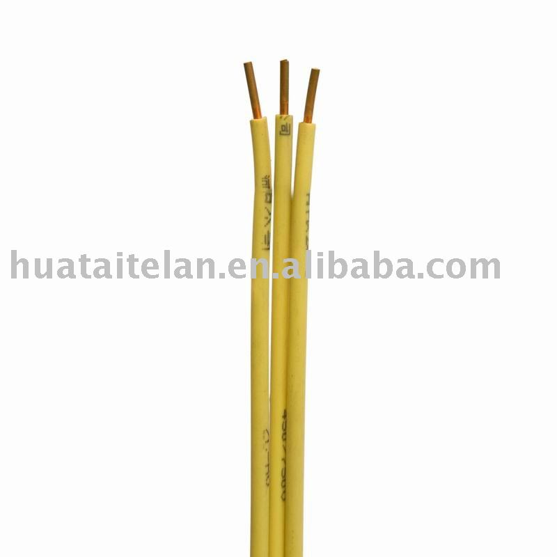 Copper conductor PVC insulated wires