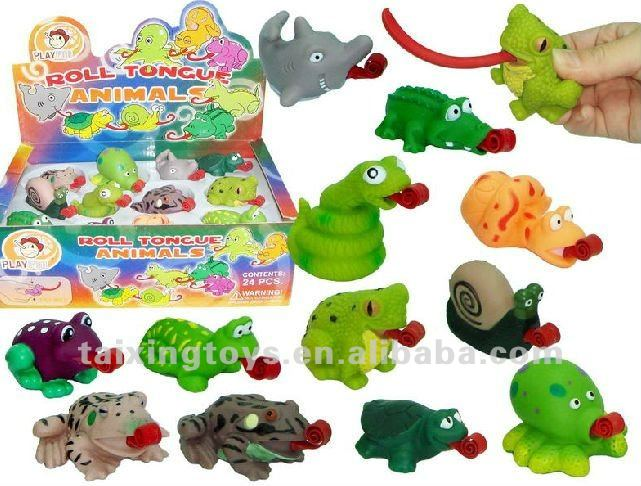 2013 Novelty Roll Tongue Toys