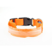 China Top Ten Selling Products Glowing Pet Supply Dog LED Collar