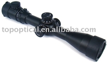 3-9X40E rifle scope with red dot