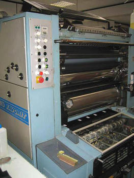 Roland Rf Ob Sheet-Feed Offset Machinery