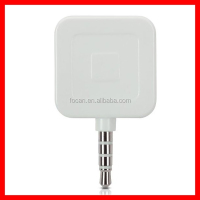 Square Credit Card Reader for iPhones, iPods, iPads and Android OS devices