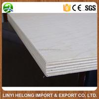 Linyi Factory E1 glue plywood/white plywood/oak/pine/poplar plywood