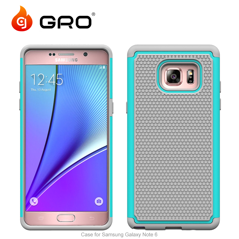 New Shockproof Dual Layer Football Combo Hybrid Hard Back Cover Case For Samsung Galaxy Note6