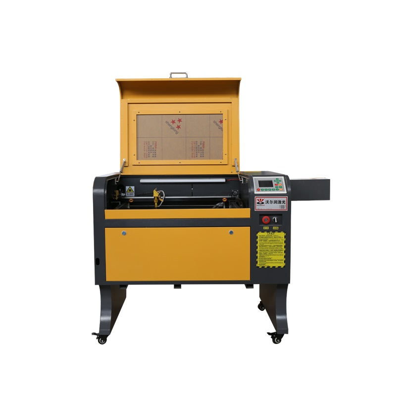 4060 CO2 laser machinery laser cutting machine cnc laser <strong>cutter</strong> with 50w 60w factory in Liaocheng