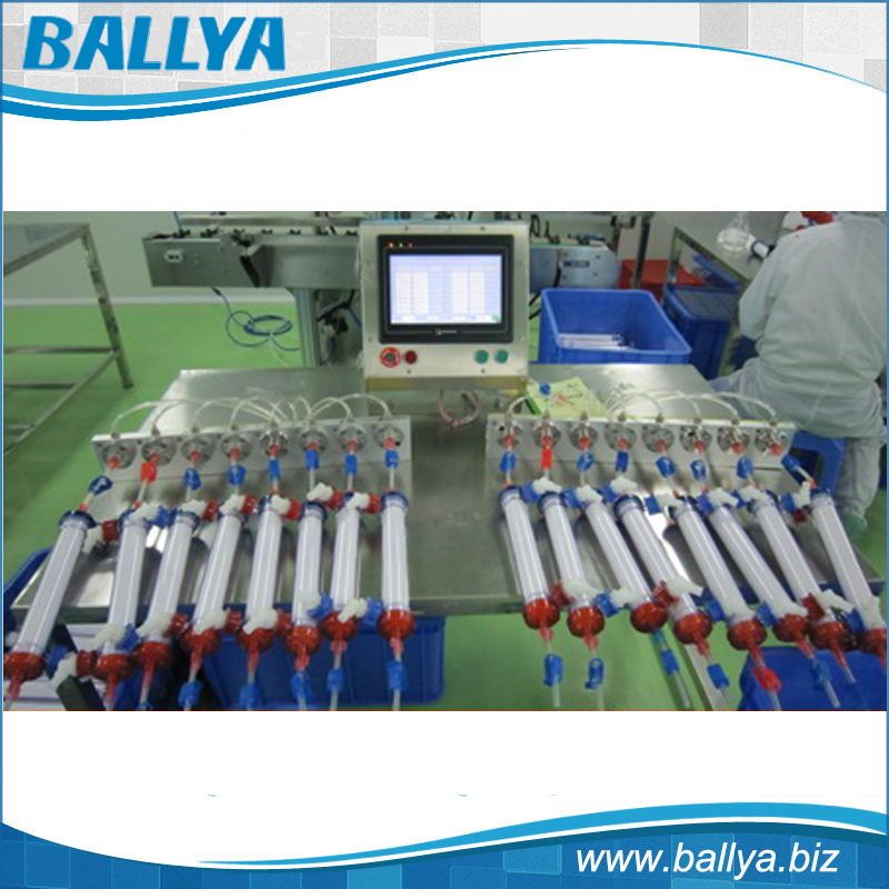 BALLYA Professional medical hemodialysis filter manufacturing machines dialyser for dialysis machine price