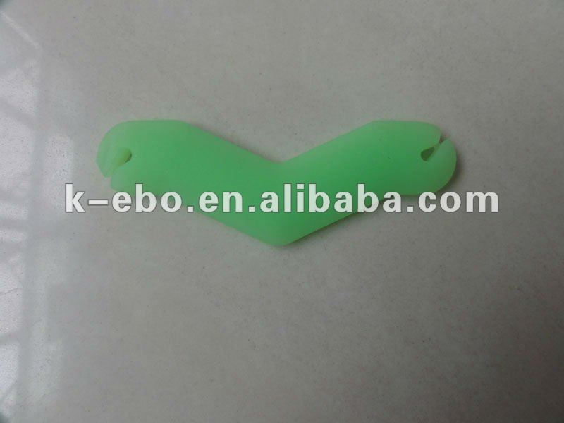Silicone Cable winder Cord wrap