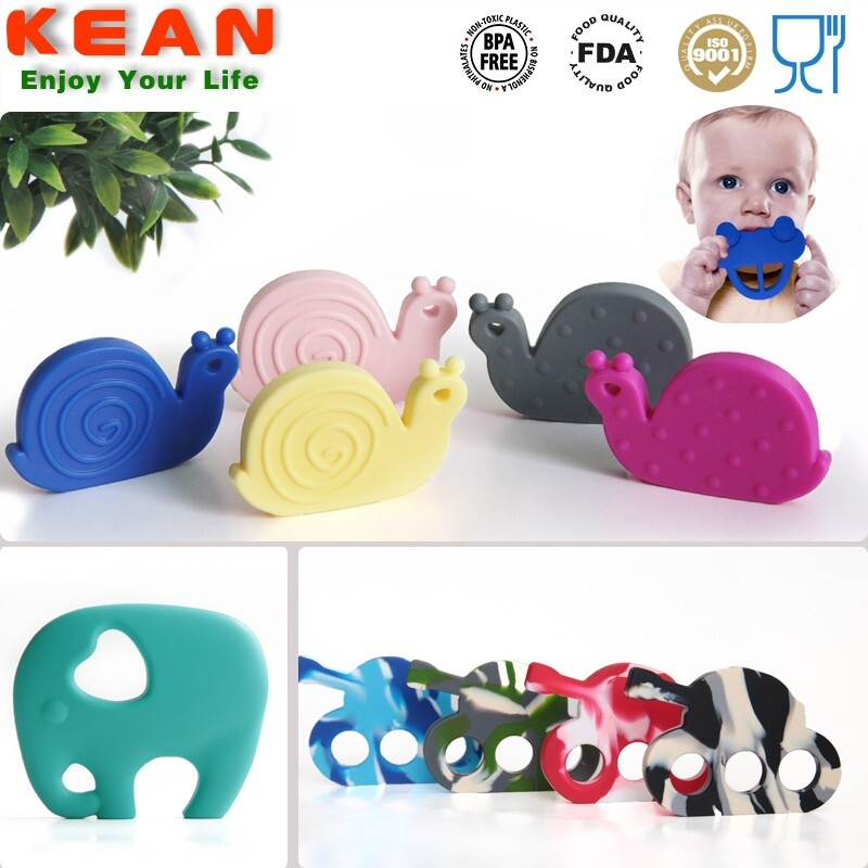 2015 Hot selling safety good quality bpa free silicone lamaze baby teething toys