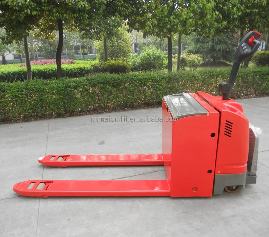 MIMA 3T electric pallet jack with CE