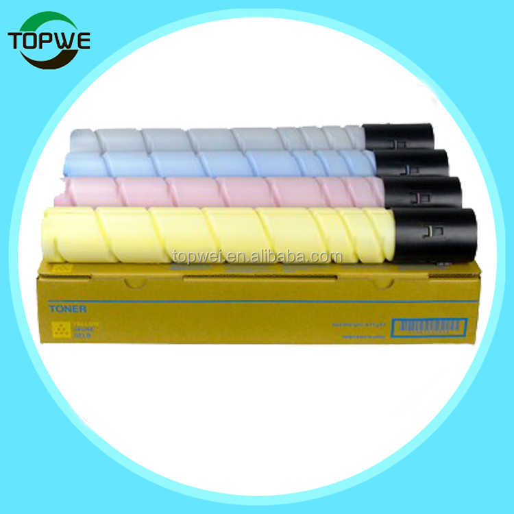 Hot! copier toner cartridge TN321 for konica minolta Bizhub C284