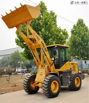 China 1.8T front end loader for sale