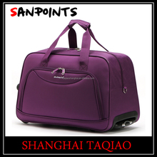 sanpoints travel luggage trolley bag
