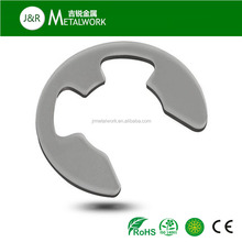 M1.5 M4 M5 A2 A4 DIN6799 stainless steel SS304 SS316 circlip E ring