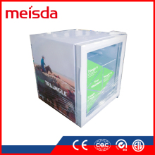 SC52 OEM Mini Fridge Portable Refrigerated Display Cooler