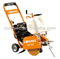 HOT SELLER!MIKASA STYLE PORTABLE CONCRETE CUTTER CC120 WITH HONDA ENGINE