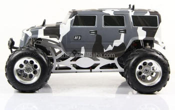 1/5 scale 27.5cc 4WD Big Monster RC TRUCK with 2.4G transmitter RTR