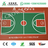 ITF approval Basketball Court Flooring /Silicon PU Court Floor