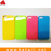 for blank iphone 5c cover, used for printing sublimation