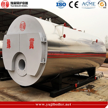 WNS0.7 MW Oil Gas or Hydrogen Heating Hot Water Boiler