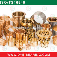 brass ball bearing cage/Steel bronze bushing/steel backed bronze bushings