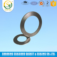Made in China Custom Round Flat Spiral Wound Gasket Metallic Gaskets