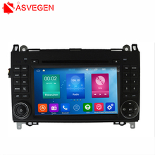 For Mercedes-Benz Sprinter W906/W209/W311/ W315/W318 (2006-2012) Android DVD GPS Radio Quad Core USB SD Play Store