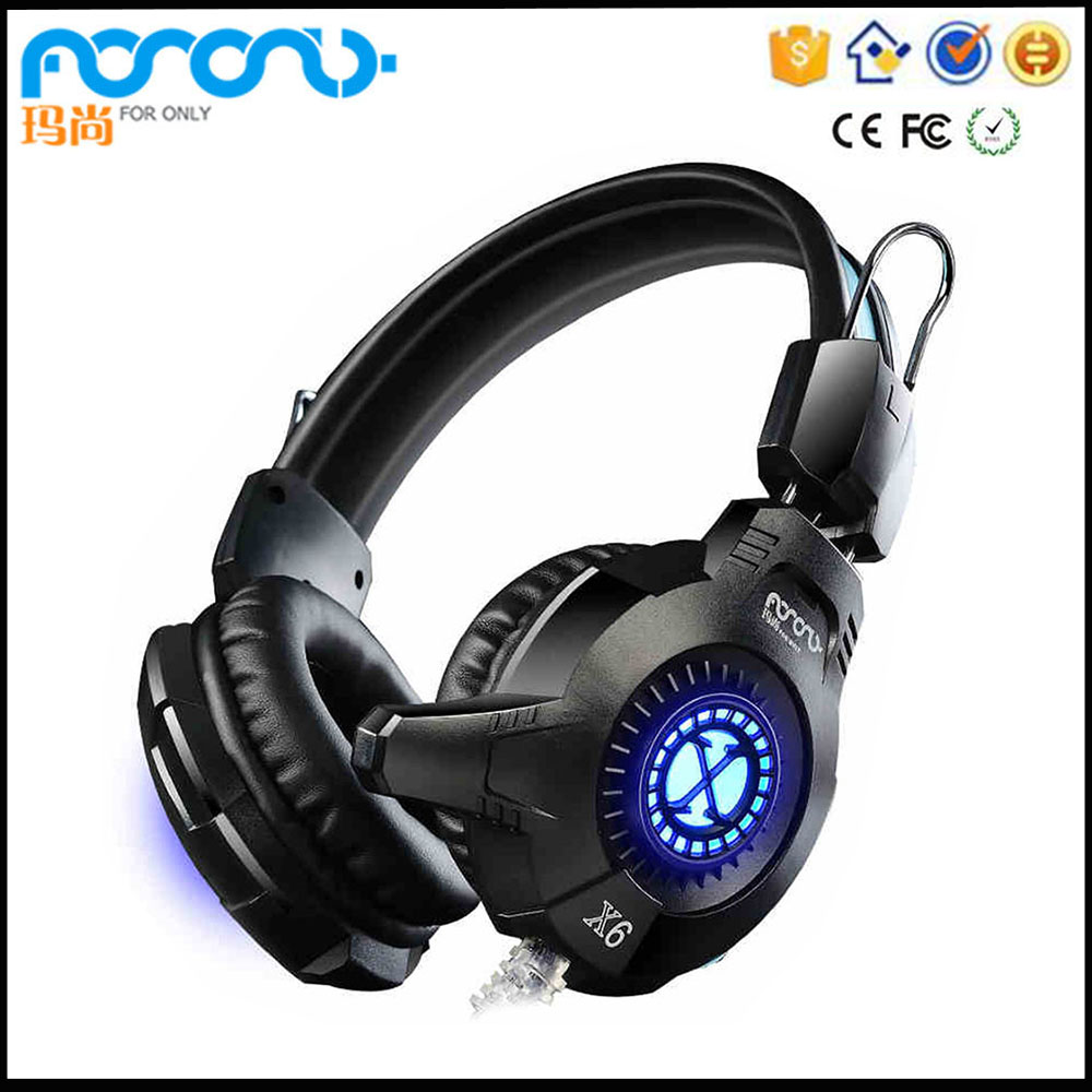 2016 best looking high-end metal headband headphone with adjustable frame