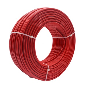 4mm 6mm 10mm 16mm bare copper tinned copper conductor insulation double insulation PV solar wire cable