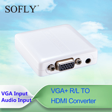 vga to hdmi converter for 50hz in stock