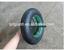 3.50-8 pneumatic rubber wheel for hand truck