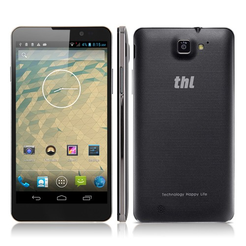 ThL T200 Smartphone MTK6592 Octa Core 2GB 32GB 6.0 Inch Gorilla Glass FHD Screen NFC OTG- Black