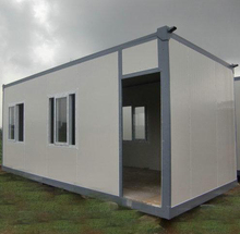 Modern Designs flat pack prefab modular container cabin labour camp accommodation house