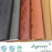 7 color embossed bags leather