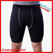 Special Artwork Men Cut Compression Shorts, Good and Durable Compression Material Compression Wear