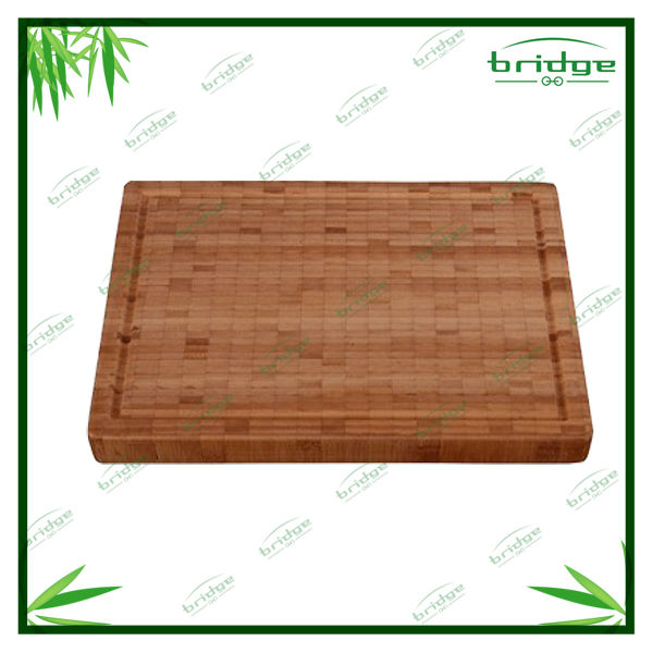 Thicken flexible bamboo cheese cutting board