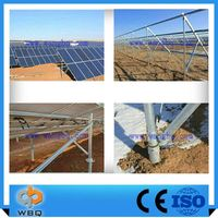 No Complaint Wholesale China Solar Panel Mounting Structure System