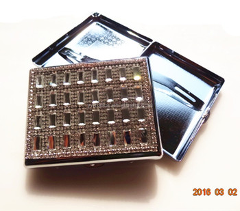 Gift Crystal cigarette case wholesale