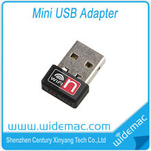 New Cheapest Mini 150Mbps WiFi USB Adapter (WD-1511N)