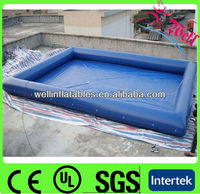 Best quality inflatable family size swimming pools