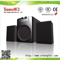 2013 Individual Design CheapPowerful Sound 2.1 Multimedia Speaker/Computer Stereo 2.1Ch Speaker